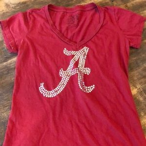 University of Alabama Women's T shirt